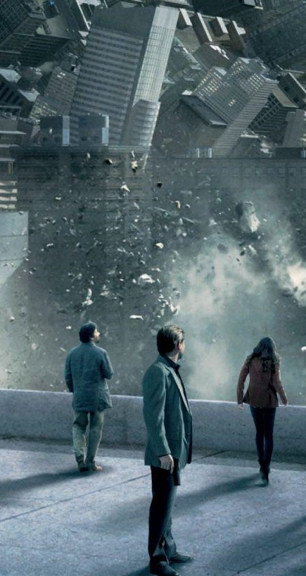 IL TEMPO, LA MEMORIA, LA REALTA': INCEPTION